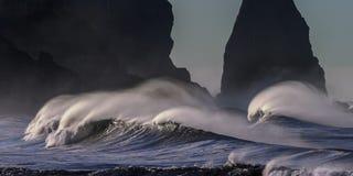 Wave, Wind Wave, Sea, Ocean Stock Photos