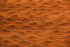 Wave wood craft Stock Photos