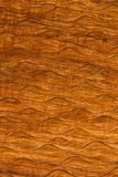 Wave wood craft Stock Images