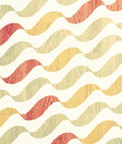 Wave wooden pattern Royalty Free Stock Image