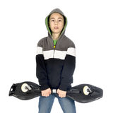Waveboard Stock Images