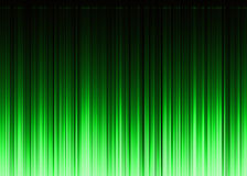 Waveform green pattern Royalty Free Stock Photos