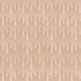 Waveform Irregular Rounded Lines Seamless Pattern Royalty Free Stock Image