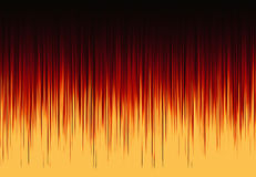 Waveform pattern with copy space Royalty Free Stock Image