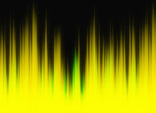 Waveform pattern with copy space Royalty Free Stock Photography