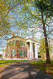 Waveland State Historic Site at spring. Stock Image
