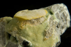 Free Wavellite Mineral Stock Photography - 5772932