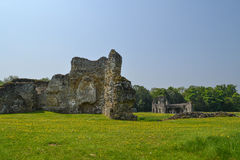 Waverley Abbey ruins Royalty Free Stock Photo