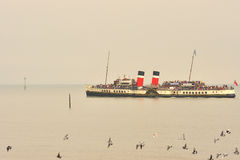 Waverley paddle steamer Stock Photos