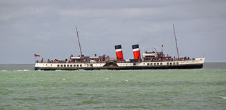 Waverley paddle steamer Stock Image