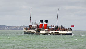 Waverley paddle steamer Royalty Free Stock Photos