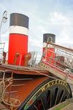 Waverley paddle steamer Royalty Free Stock Photos