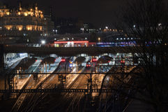 Waverley station Stock Images