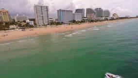 Waverunner powietrzna orbita zdjęcie wideo