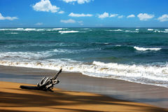 Waves. A beautiful sunny day at the sea Stock Photo