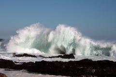 Waves. Ocean waves in South Africa Stock Image