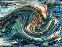 waves vektor illustrationer