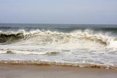 waves Arkivfoto