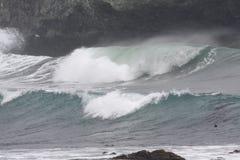Waves Royalty Free Stock Photos