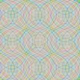 Waves abstract mesh Royalty Free Stock Photos