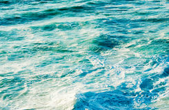 Waves of the Atlantic Ocean Royalty Free Stock Photos