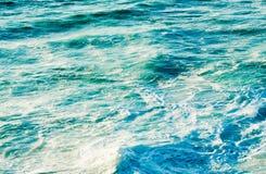 Waves of the Atlantic Ocean Royalty Free Stock Photos