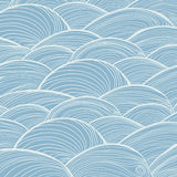 Waves background Royalty Free Stock Photo