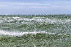 Waves of the Baltic Sea Stock Photos