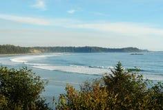 Waves on beach Royalty Free Stock Photos