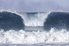 Waves at bondi beach Royalty Free Stock Photography