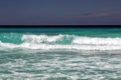 Waves breaking on Kangaroo Island Stock Photo