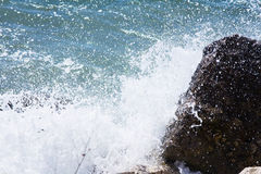Waves Royalty Free Stock Image
