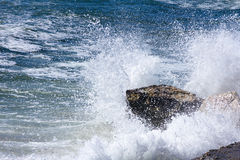 Waves Royalty Free Stock Images