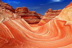 The Waves Canyon Stock Photos