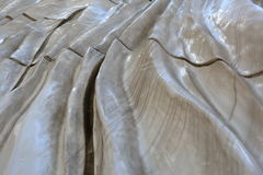Waves from ceramic. Dirty abstract background Royalty Free Stock Photography
