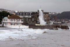 Waves on the Coast Stock Photos