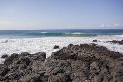 Waves Coastline Royalty Free Stock Images