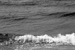 Waves crashing Royalty Free Stock Image