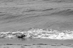 Waves crashing Royalty Free Stock Photo