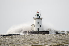 Water Lighthouse. Stock Photo