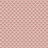 Waves dots pattern Royalty Free Stock Photo