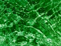 waves för surface vatten Fotografering för Bildbyråer