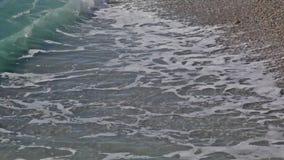 waves för textur för hav för illustrationsdesign naturliga lager videofilmer