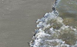 waves för textur för hav för illustrationsdesign naturliga Royaltyfria Foton