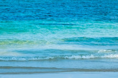 Waves of heaven Royalty Free Stock Photography