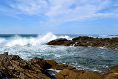 Lorne Waves. Waves at Lorne, Victoria Australia Stock Images