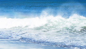 Waves on ocean Stock Images