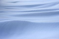 Free Waves On Snow Stock Images - 18389944