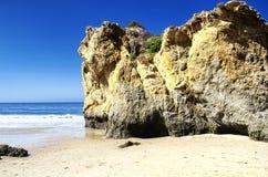 El Matador Beach California Royalty Free Stock Photography