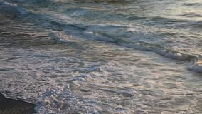 Waves of Pacific stock footage